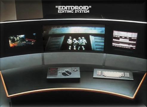 Darth Vader's Office Desk